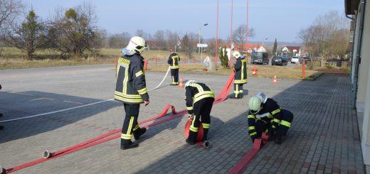 Neue Einsatzkräfte ausgebildet