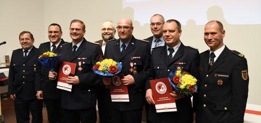 Jahreshauptversammlung der Amtsfeuerwehr Britz-Chorin-Oderberg