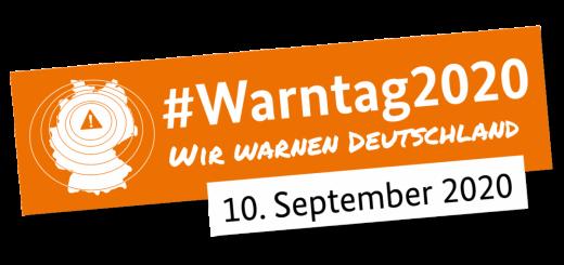 #Warntag2020 kommt!